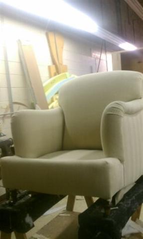 Zuniga Upholstery