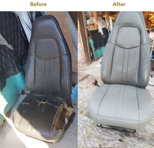 Car Upholstery Repair Orlando