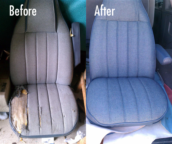 With Our Years Of Experience In The Industry Expert Repair Workers Can Fix And Upholster Any Seat Your Car Zuniga Upholstery