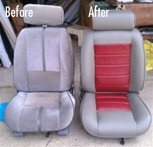 With Our Years Of Experience In The Industry Expert Repair Workers Can Fix And Upholster Any Seat Your Car
